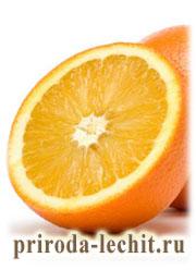 маска для лица из апельсина, творога и масла